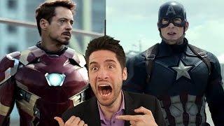 Captain America: Civil War trailer review