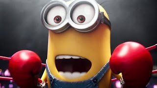 MINIONS Short Movie - The Competition (2015)