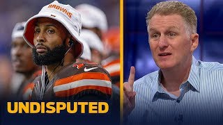 Michael Rapaport talks OBJ's comments about the Giants: 'Move on with your life'   NFL   UNDISPUTED