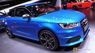 2017 Audi S1 - Exterior and Interior Walkaround - 2017 Geneva Motor Show