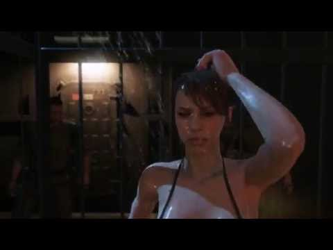Metal Gear Solid V: The Phantom Pain - QUIET SEX Bath With Boss HOT