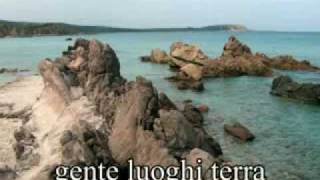 Sardegna Siniscola -( janas  bischisende )-   musica e mare.flv