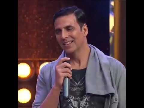 Neha kakkar sing song with akshay KUMAR tu chij badi hai mast mast
