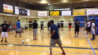Desi Volleyball Tournament Shreveport, LA 2015 ( SHREVEPORT A vs MEMPHIS )