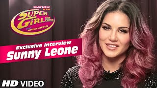 Sunny Leone's Exclusive Interview | SUPER GIRL FROM CHINA Song | T-Series