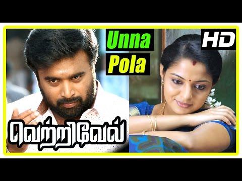 Vetrivel tamil movie   scenes   Unna Pola song   Prabhu warns Ilavarsu indirectly   Sasikumar