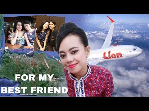 UNTUK SAHABATKU - Tragedi Jatuhnya Pesawat LION AIR JT610