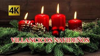 1 hora de Villancicos Tradicionales Latinos - Mix Música de Navidad en Español