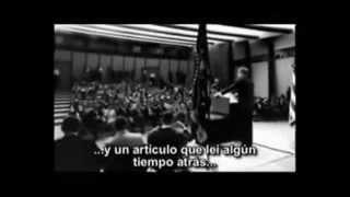 el presidente y la prensa- ultimo discurso de keneddy