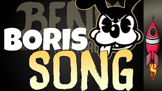 Bendy And The Ink Machine BORIS SONG | Bad Wolf | | Rockit Gaming