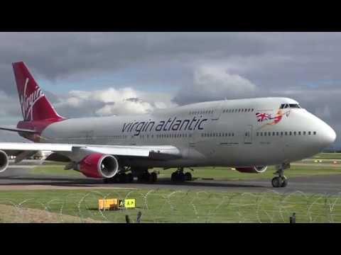 Xxx Mp4 Virgin Atlantic B747 400 Hot Lips Manchester Airport 3gp Sex