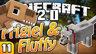 FRIGIEL & FLUFFY : L'ADN DE DINOSAURE   Minecraft -  S4 Ep.11