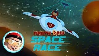Mighty Raju - Space Race