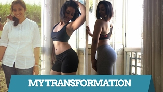 MY TRANSFORMATION - FAT TO FIT | INDIAN FITNESS