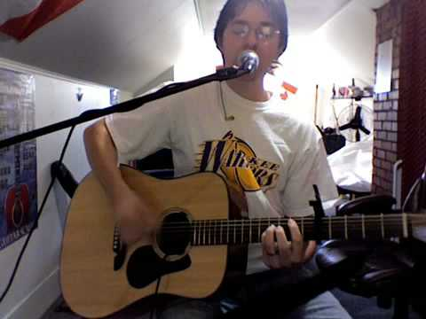 Nickelback Never Gonna Be Alone cover