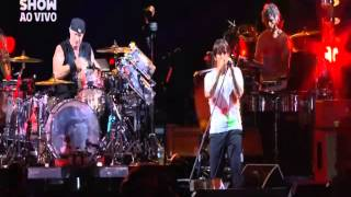 Red Hot Chili Peppers - Universally Speaking - Live at Rio |CBB| 10/11/13