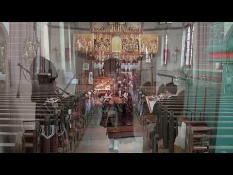 Hochzeit Hausach Highland Cathedral mit Dudelsack Trompete u. Orgel