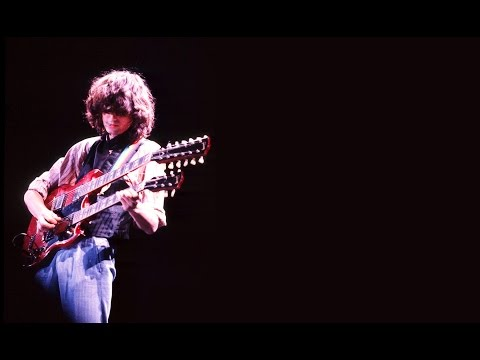 Jimmy Page s Chopin Prelude n.4 Arms Concert San Francisco 1983