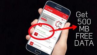 Airtel Free internet tricks   My airtel app