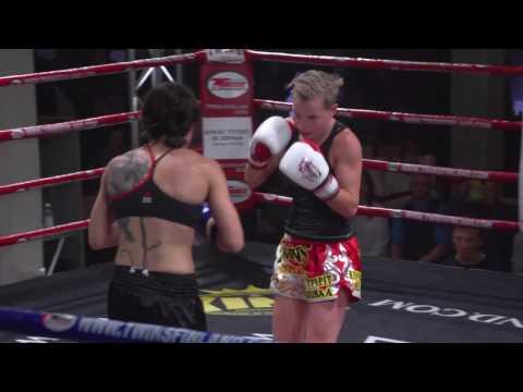 Total Fight Night Kristina Izmailova vs. Tessa Kakkonen