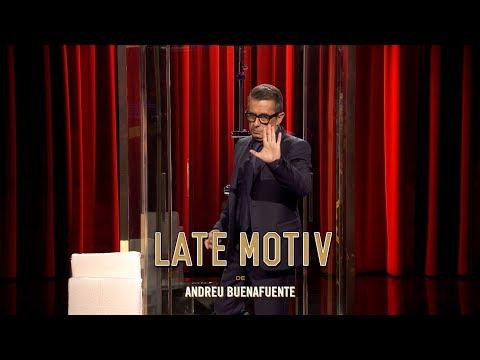 LATE MOTIV - Monólogo de Andreu Buenafuente. ¡Shower man!   #LateMotiv266