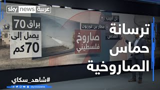 ترسانة حماس الصاروخية