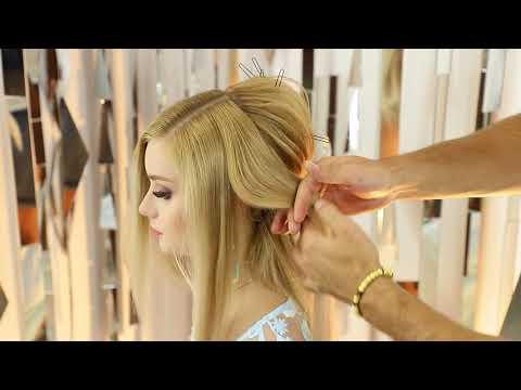Xxx Mp4 Romantic Hairstyle Long Tutorial Farrukh Shamuratov 3gp Sex