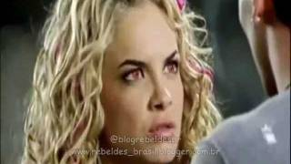 Rebelde Brasil - Roberta diz a Binho que o odeia
