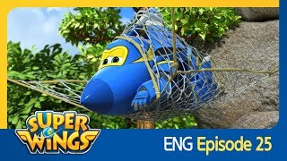 [Super Wings] EP 25 - Boonying's Bath Time(ENG)