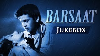 All Songs Of Barsaat Movie (1949) {HD} - Raj Kapoor & Nargis - Bollywood Evergreen Songs
