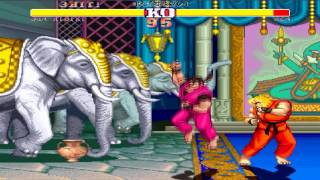 MUGEN: Trailer Street Fighter Champion Edition