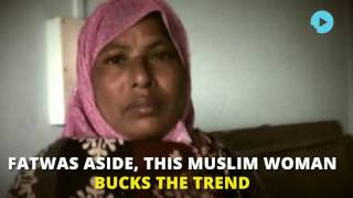 Fatwas Aside, This Muslim Woman Bucks The Trend