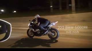 GTR VS BMW S1000RR AND ZX10