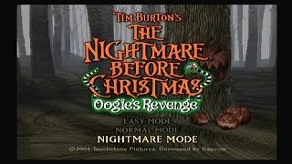 The Nightmare Before Christmas: Oogie's Revenge PS2 Review