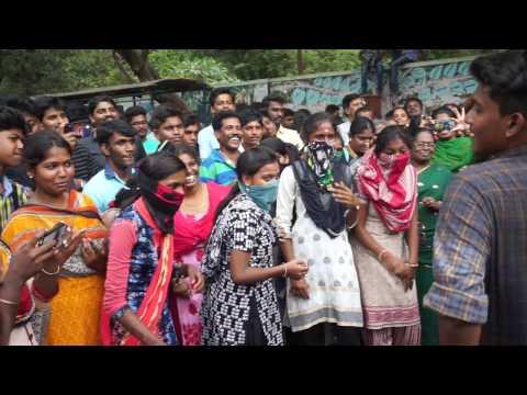 kovai college girls local dance in jallikattu meet