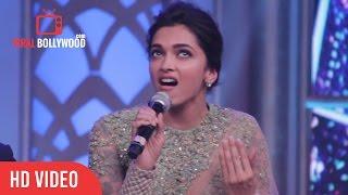 Funny Dialogue By Deepika Padukone | Dance Ek Art Hai | Very Funny
