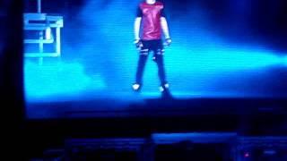 Justin Bieber - Down to Earth live in RIO. 10-5-11
