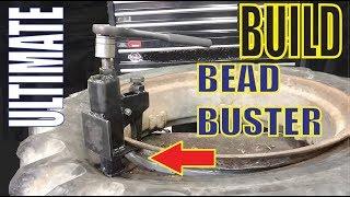 Tire Bead Breaker BREAKS ANY BEAD!
