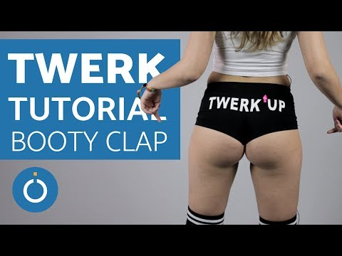 Xxx Mp4 How To Booty Clap Learn To Twerk 3gp Sex