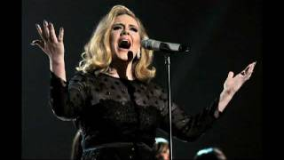 Adele-Rollin In The Deep grammy's 2012