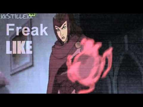 Xxx Mp4 Scarlet Witch Freak Like Me 3gp Sex