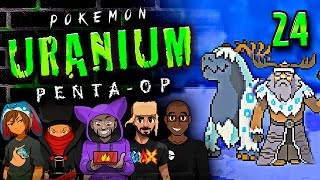 Pokémon Uranium 5-Player Nuzlocke - Ep 24