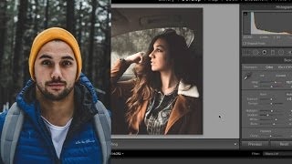 Edit Like Forrest Blake (@RockyPines) Lightroom Tutorial