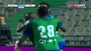 أهداف مباراة الزمالك 1 - 3 مصر المقاصة | الجولة الـ 11 الدوري المصري