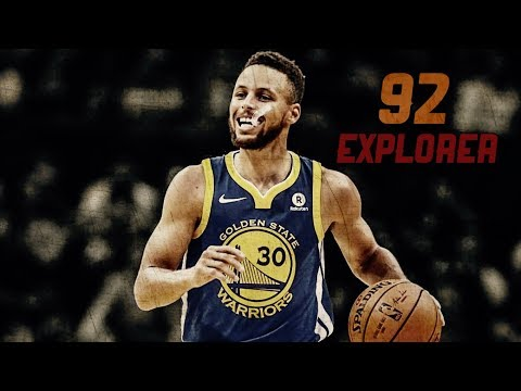 """Stephen Curry Mix ~ """"92 Explorer"""" ft. Post Malone"""