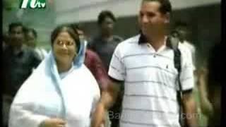 Bangladeshi Cricketer Habibul Bashar in Ad