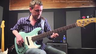 Rufus Philpot - Minor Blues Bass Solo