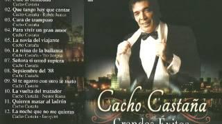 CACHO CASTAÑA GRANDES EXITOS CD COMPLETO