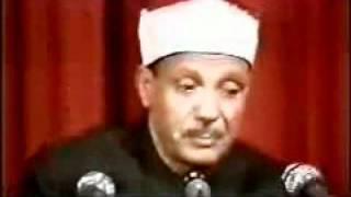 من روائع التسجيلات النادرة للشيخ عبد الباسط عبد الصمد