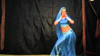 Badi Mushkil (Lajja) - Oksana Rasulova - Indian dance
